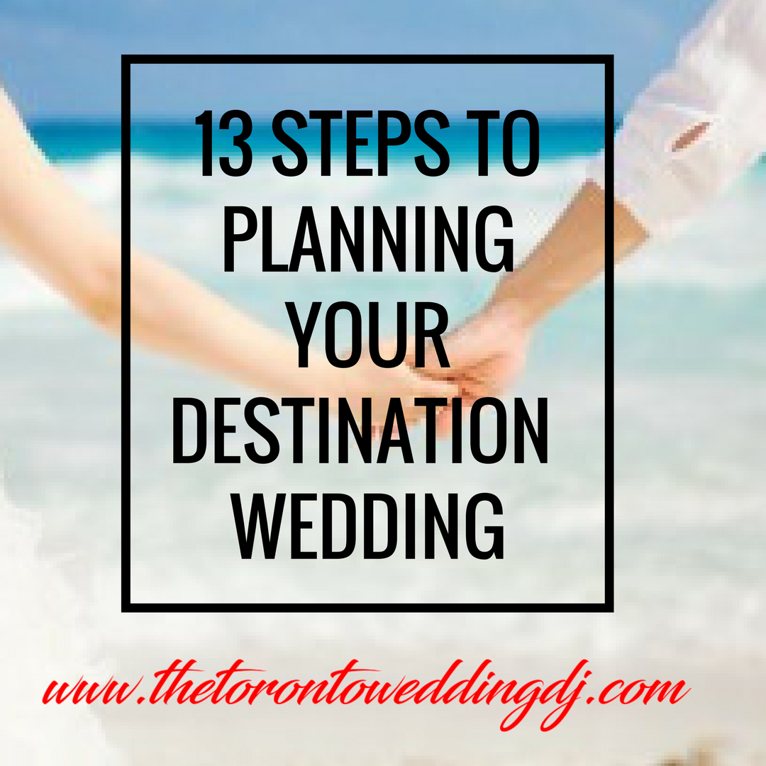Toronto wedding blog toronto wedding dj thetorontoweddingdj choose your weddings abroad destination some couples know exactly where they want to get married while others need to mull over ideas before deciding solutioingenieria Image collections